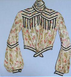 1900s Fashion, Edwardian Fashion, Vintage Fashion, Ladies Fashion, Edwardian Gowns, Bathing Costumes, Spring Blouses, Victorian Women, Blouse And Skirt