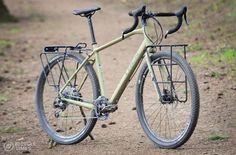 Bicycle Times: New Trek 920 rugged touring bike..
