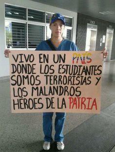 Una triste realidad #SOSVenezuela