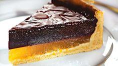 Шоколадный торт с апельсиновым желе. Пошаговый рецепт с фото, удобный поиск рецептов на Gastronom.ru