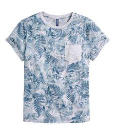 Men   T-shirts & Tank tops   H&M US