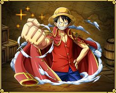 Monkey D. Luffy Road to the Pirate King Straw Hat Pirates captain. He aims to become Pirate...