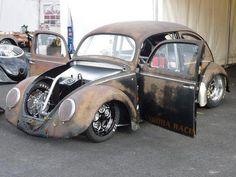 beat this vw bug Vw Cars, Drag Cars, Mk1, Vw Rat Rod, Rat Rods, Hot Vw, Combi Vw, Vw Vintage, Vw Beetles