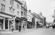 Princes Street 1950's.