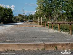 Quelques photos du parking ECOMINERAL du Lido de CARNON 4 ans après sa réalisation. Plus d'infos ici : http://www.ecovegetal.com/fr/actualites