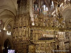 Mira Toledo: Catedral (I)