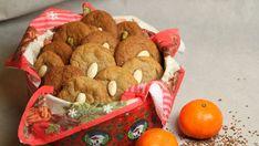 Foto: Tone Rieber-Mohn / NRK Gingerbread Cookies, Stuffed Mushrooms, Wraps, Sweets, Baking, Vegetables, Desserts, Food, Bakken