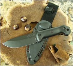 Becker Knife & Tool (Ka-Bar), BK2 Campanion Fixed Blade Knife. 5in in length. 1/2 thick. 1lb in weight. Perfect pack knife.