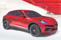 Alfa Romeo SUV for 2016 | Auto Express