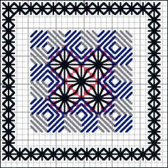 Common Plastic Canvas Stitches - Buscar con Google
