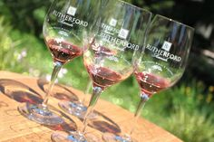 Enjoy the Napa Sun at Rutherford Ranch Winery! #rutherfordranchwinery #wine #napavalley