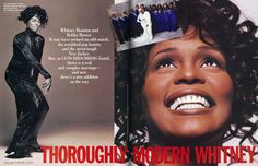 The greatest love of all? Whitney Houston married Bobby Brown in the wedding of the year.