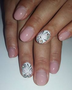 nice 50 Идей, как нарисовать бабочки на ногтях — Фото пошагово