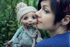 Коллекционные куклы ручной работы. Заказать Авторская кукла
