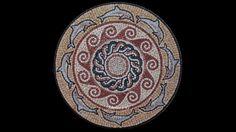 Ψηφιδωτά σχέδια - Mosaics design