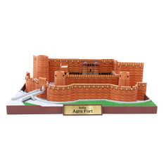 Agra Fort Papercraft, India