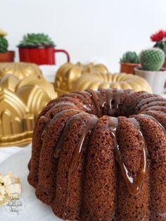 Moka Dulce de Leche Mini Bundt Cakes