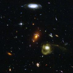 An Eclectic Mix of Galaxies