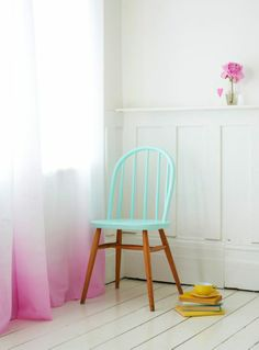 I don't know why I love this chair so much...?