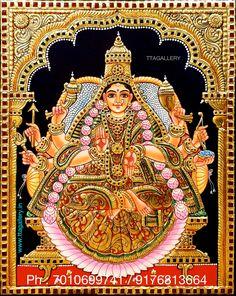 Mysore Painting, Tanjore Painting, Indian Gods, Indian Art, Durga Ji, Shiva Lord Wallpapers, Kali Goddess, Lord Shiva Painting, Hindu Deities