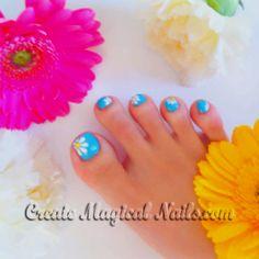 Cute toe design