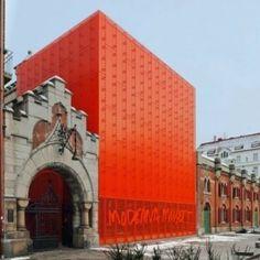 Musée d'Art Moderne de Malmö, L'agence d'architecture suédoise Tham & Videgard