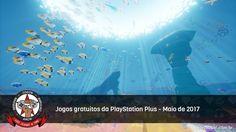 Tem deserto, fundo do mar, sangue, piratas, disco e tipografia nos jogos gratuitos da Plus para Maio.  #Sony #PlayStationPlus #PlayStation4 #PS4 #PlayStation3 #PlayStationVita #TalesFromTheBorderlands #Abzu #BloodKnights #PortRoyale3 #LaserDiscoDefenders #TypeRider #VaoJogar #VideoGames #Games #InstaGames