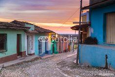 """Laden Sie das lizenzfreie Foto """"Trinidad, Cuba"""" von sabino.parente zum günstigen Preis auf Fotolia.com herunter. Stöbern Sie in unserer Bilddatenbank und finden Sie schnell das perfekte Stockfoto für Ihr Marketing-Projekt!"""
