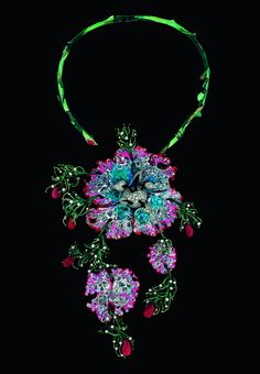 Victoire de Castellane jewelry--mind blowing