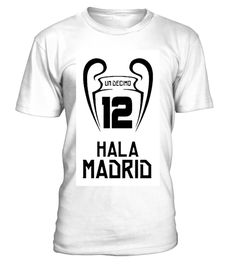 Hala Madrid Champion League 12