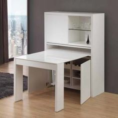 amurpike office table with laminate finish office tables online pinterest office table and office table design - Buffet Avec Table Retractable