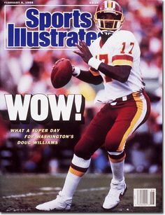 1982 Dwight Clark San Francisco 49ers  Sports Illustrated NO LABEL January 18