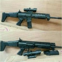 Airsoft Gun Spring FN SCAR