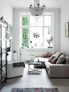 ▷ 1001 + ideas de decoración de salón pequeño moderno | casa ...