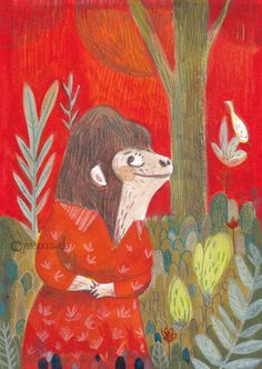 Papier   Jess Pauwels Illustrations