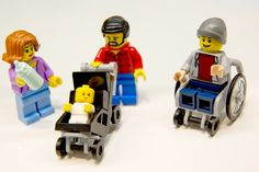 New LEGO Set Features Stay-At-Home Dad And Working Mom. LEGO is all about inclusion lately. LEGO is for everyone! Legos, Lego Baby, Spiderman, Batman, Stay At Home Dad, Barbie, Lego Minifigs, Tears Of Joy, Working Moms