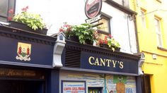 One of the local haunts here in Cork, Ireland!