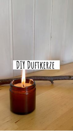 Diy Candles, Scented Candles, Candle Jars, Decoration, Projects, Gifts, Candle, Gift, Good To Know