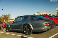 Jensen Interceptor Custom with a Viper engine Jensen Interceptor, V10 Engine, Mustang Cars, Viper, Grey Leather, Hot Rods, Convertible, Automobile, Classic