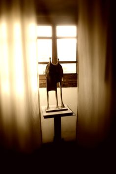 Figura #figura #ventana #contraluz