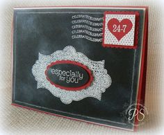 Made for You ~ chalkboard ~ Penny Smiley