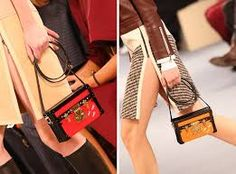 Louis Vuitton 'Petite Malle' clutch