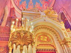 Grande synagogue de Budapest - Budapest Voyage