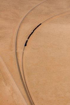 2 | Vincent Laforet's Aerial Shots Of Trains Look Like Abstract Art | Co.Design | business + design