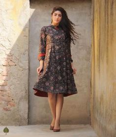 Poetry in Print: Natural Dyed Bagru Printed Apparel from Rajasthan