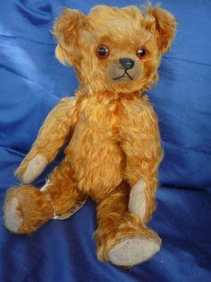A Moritz Pappe (1920) german teddy bear