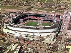 Tiger Stadium......Detroit
