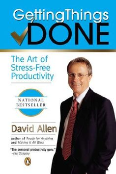 Getting Things Done / David Allen - I've heard this was good, so I'll put it on my list to read!