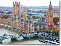 London Vacation Ideas - London Bus Tours & London England Hotels