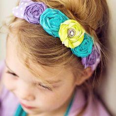 cute idea for a Headband